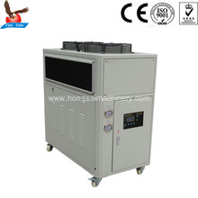 air cooled industrial water chiller laser industry